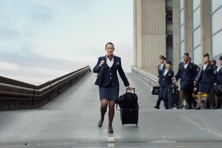 Employees race to the runway in British Airways ad marking travel's comeback