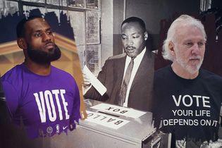 NBA kicks off league-wide effort honoring Dr. Martin Luther King Jr.