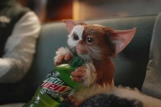 Mtn Dew brings Gizmo back in ad revival of '80s classic 'Gremlins'