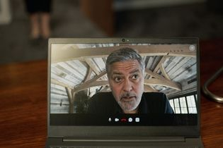 George Clooney is eclipsed by a piece of toast in ad for Warburtons