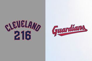 How design experts rate the new Cleveland 'Guardians' branding