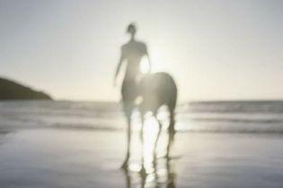 See Adam Driver become a centaur in Burberry's bizarre ad