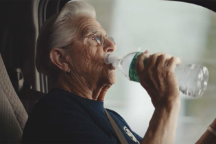 An Octogenarian EMT Is the Star of Poland Spring's Latest Ad