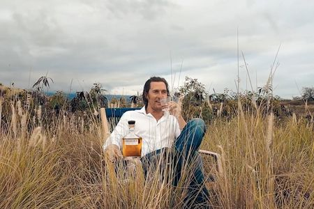 Matthew McConaughey giggles over Wild Turkey Longbranch in ad he also directed