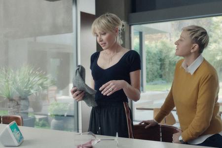 Amazon returns to Super Bowl with Ellen DeGeneres and Portia de Rossi
