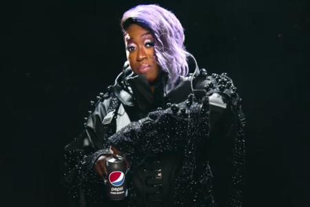 Missy Elliott and H.E.R. redo 'Paint it Black' in Super Bowl commercial