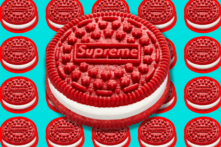 Supreme Oreos are coming, but not everyone is a fan