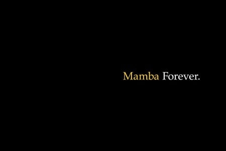Kobe Bryant is 'forever' in Nike's Mamba tribute
