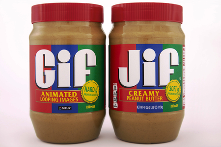 Jif peanut butter finally incorporates 'GIF' into a campaign. What took so long?