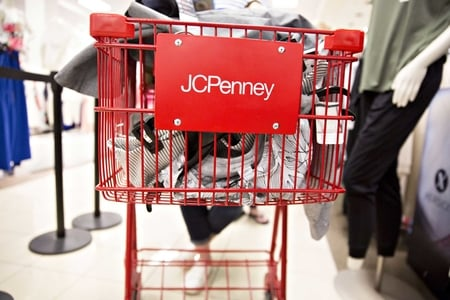 JC Penney loses its top marketer … again