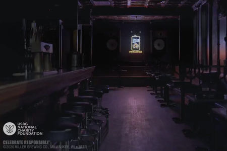 Miller Lite creates a virtual tip jar to support bartenders during the pandemic