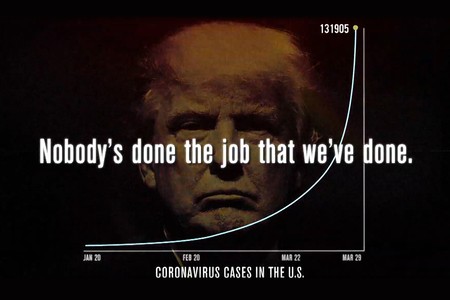 The anti-Trump ad that Trump basically made for the Priorities USA PAC gets a grim update