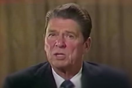Republican group deploys Ronald Reagan to (indirectly) trash Trump in new attack ad