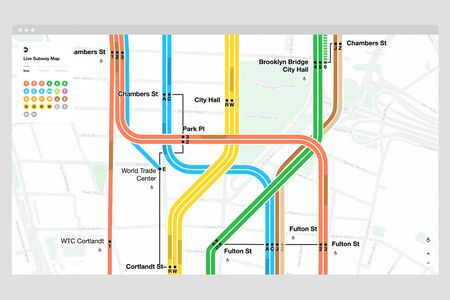 The New York subway map's first major redesign in 40 years unites the best parts of its controversial creative history