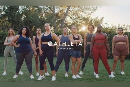 Athleta's new body-positive campaign aims to build on its skyrocketing growth