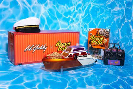 Reese's Puffs launches 'Lil Yachts' for Lil Yachty's favorite cereal