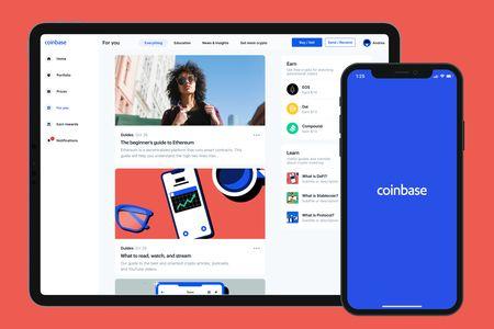 The Martin Agency named creative agency for crypto company Coinbase