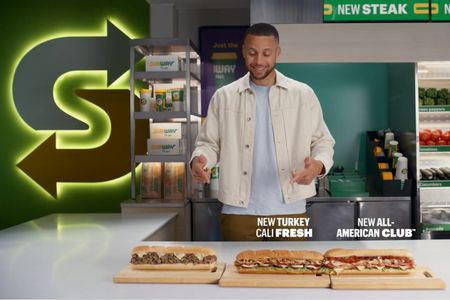 Inside Subway's superstar-studded Refresh campaign