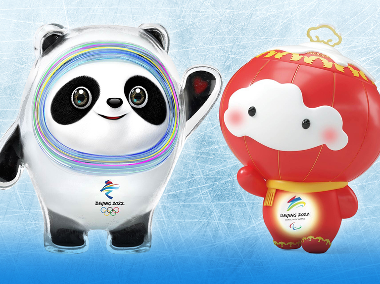 See how the 2022 Beijing Olympics mascot stacks up against history