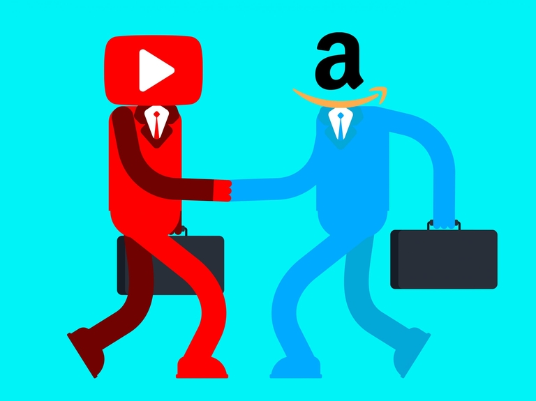 Amazon and YouTube call a truce on streaming video, but face off over music: Friday Wake-Up Call