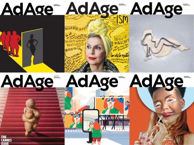 Young Creatives: Tomorrow is the deadline for Ad Age's Annual Cover Contest