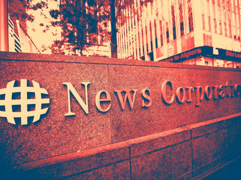 News Corp. reviews its options for News America marketing unit