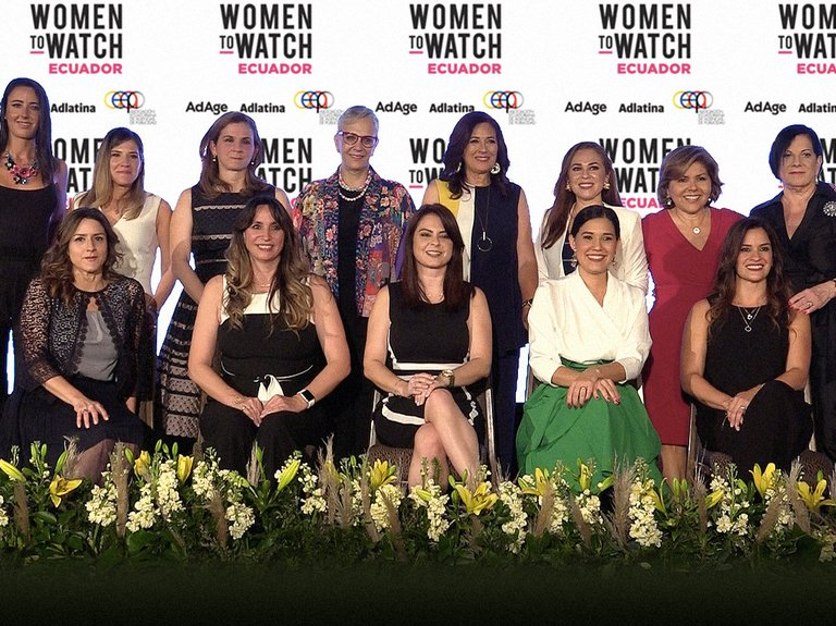 Celebrating Ecuador's Women to Watch, 2019