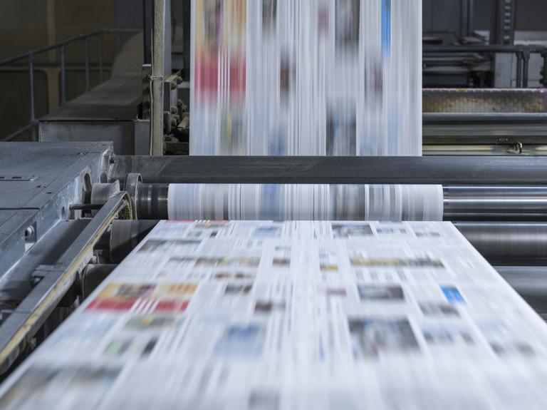 A 40-year account of the evolution of Hispanic print media