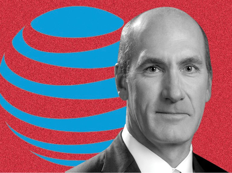 AT&T names WarnerMedia's John Stankey as next in line to the CEO