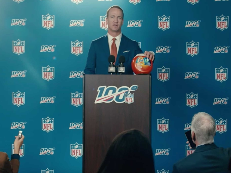 NFL now means 'Not For Laundry' in new Tide campaign