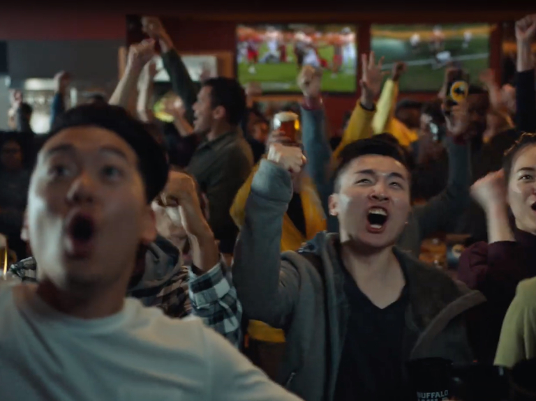 How a blunt-talking agency helped Buffalo Wild Wings get back in the game