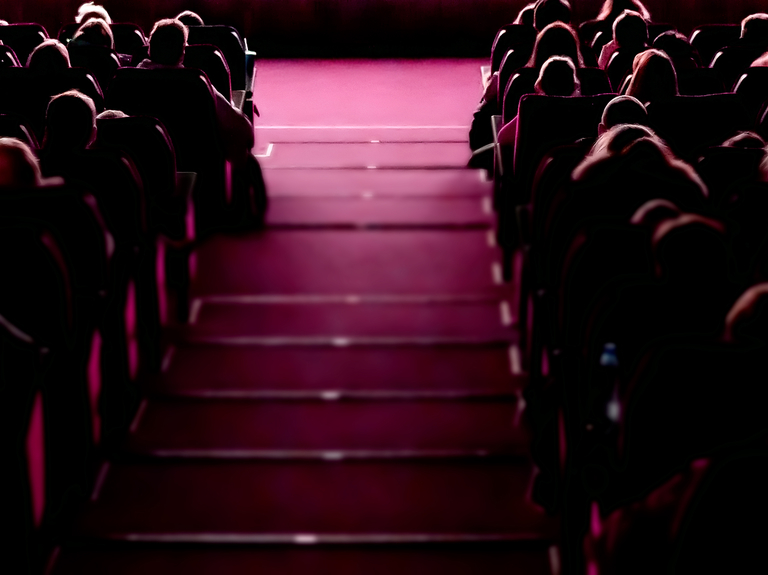 Screenvision's CEO on why advertisers should take a look at in-theater advertising