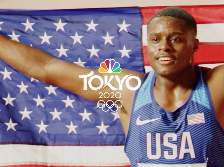 NBC preps Olympics hype with a lightning-fast promo