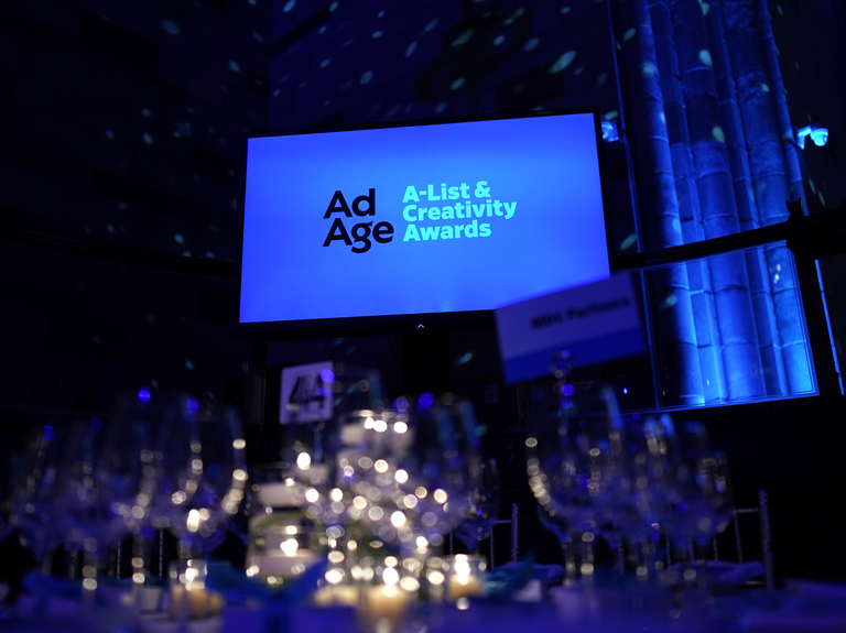 Deadline is fast approaching for Ad Age Agency A-List Awards