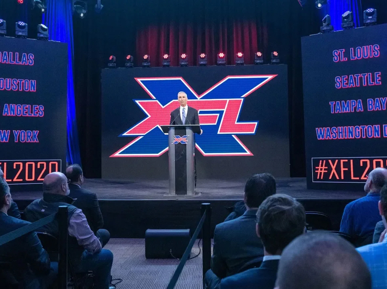 XFL locks in TV deals with Disney, Fox Sports