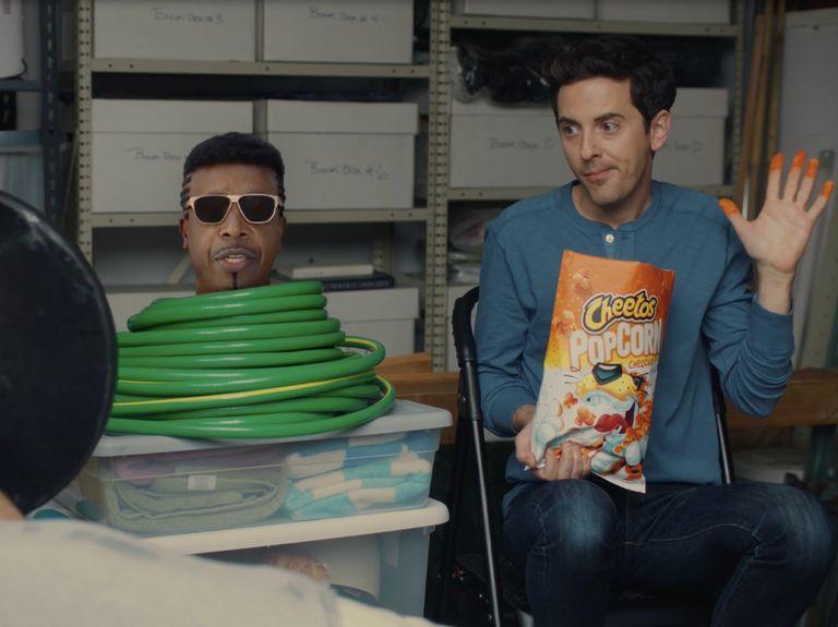 Cheetos' Super Bowl MC Hammer ad takes Creative Strategy Grand Prix
