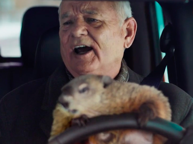 Jeep's 'Groundhog Day' commercial wins USA Today's Super Bowl Ad Meter