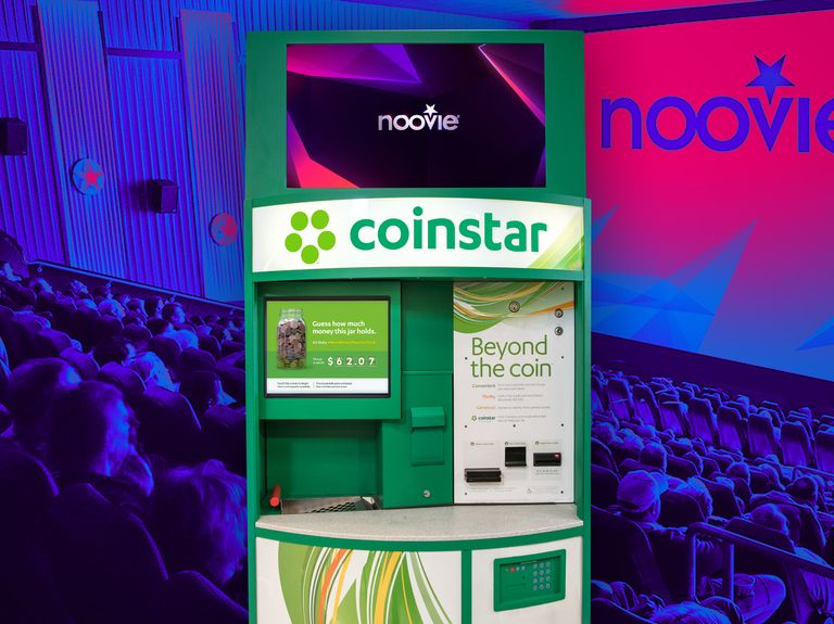 National CineMedia to utilize Coinstar kiosk screens as theaters continue to struggle