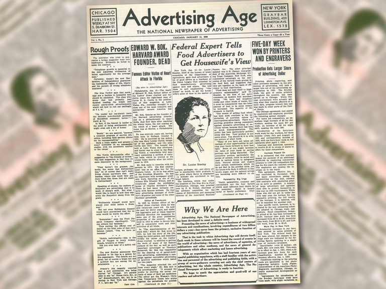 Ad Age at 90: A toast to disruption