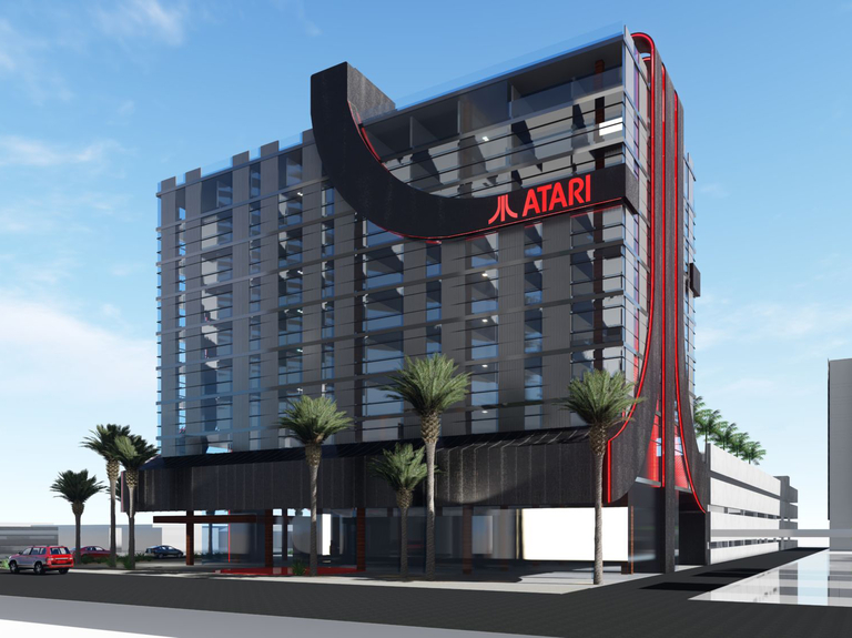 Atari is getting into the hotel biz: Marketer's Brief