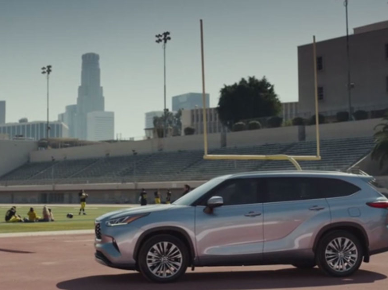 Watch the newest commercials on TV from Toyota, Seventh Generation, Disney World and more