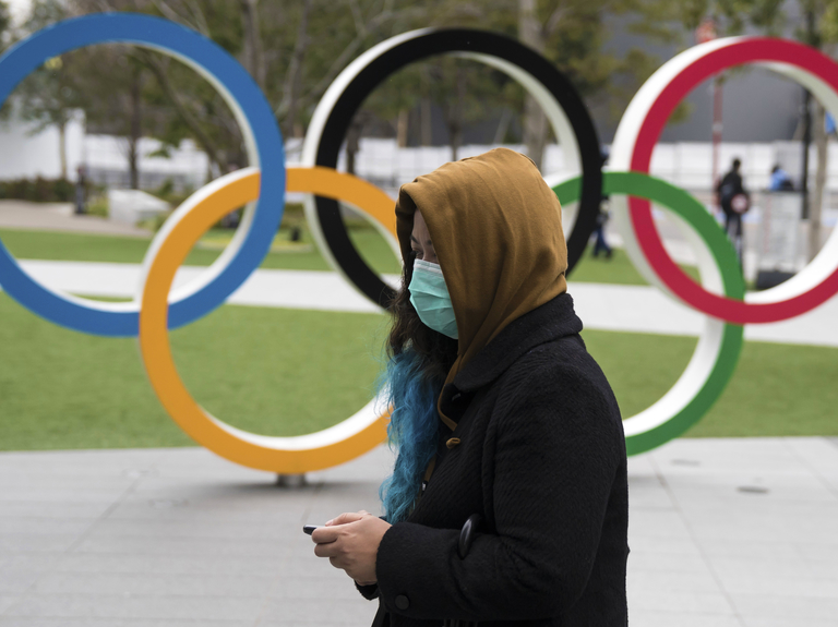 Olympics advertisers hold their breath in coronavirus waiting game