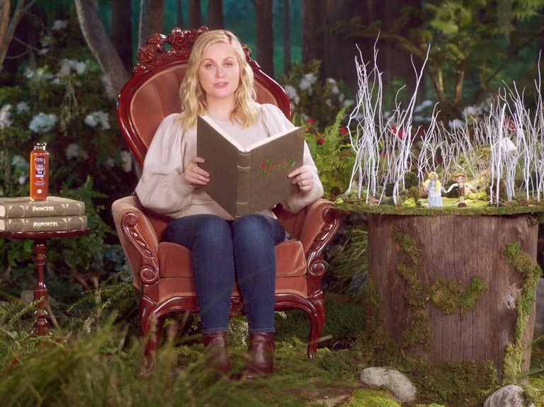 Amy Poehler rewrites fairy tales with strong women leads for Pure Leaf: Marketer's Brief