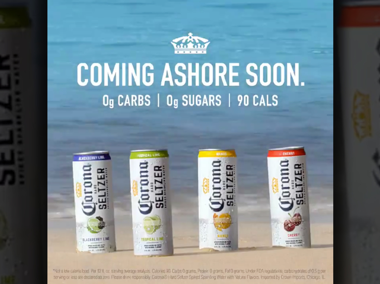 Corona beer draws scrutiny on social media for 'coming ashore' language amid coronavirus outbreak