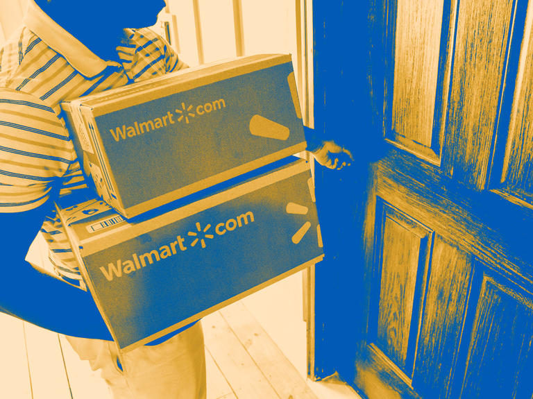 Walmart developing a membership program to rival Amazon's Prime