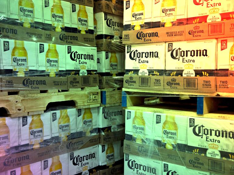 Corona Beer among the 'winners' in coronavirus sales surge