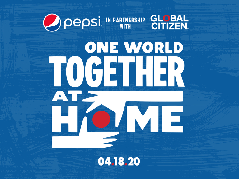 Pepsi backs star-studded concert for coronavirus aid that will air on major broadcast networks