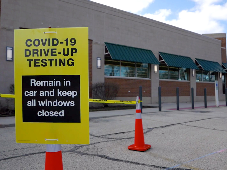 Walgreens expanding drive-through COVID-19 testing