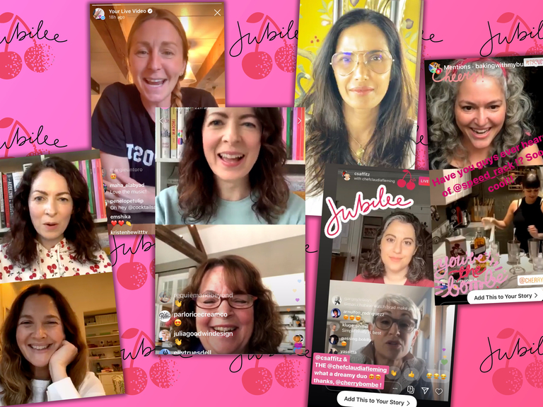 How Cherry Bombe pivoted from an in-person conference to an Instagram Live event