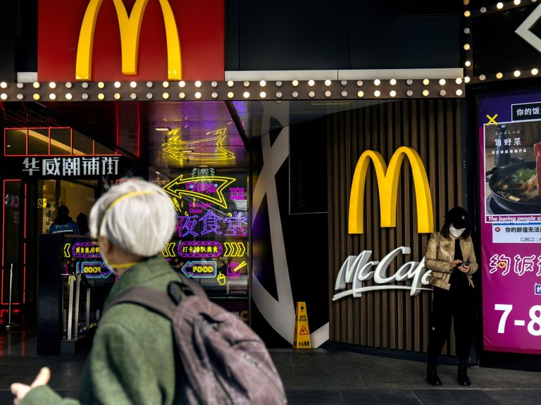 Publicis Groupe wins McDonald's China media planning business